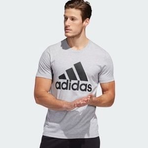 NWT Adidas Badge of Sports Graphic Shirt